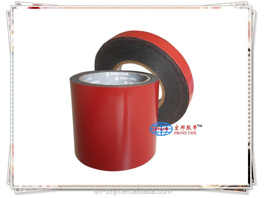 big roll double sided EVA foam tape