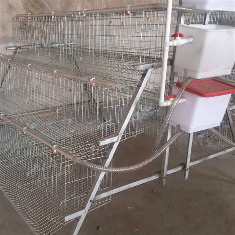Factory lower cost A frame stock poultry battery cage
