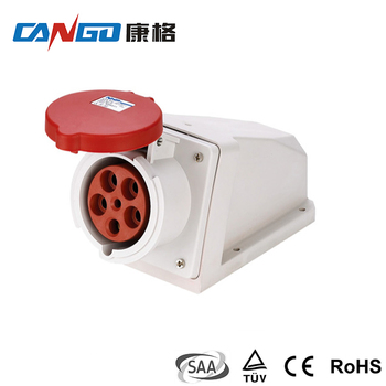 2018 Hot Selling Outdoor Explosion Proof Industrial Electric Plug Socket