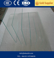 2mm 2.5mm 2.7mm 3mm clear sheet glass for mirror and picture frame with low price