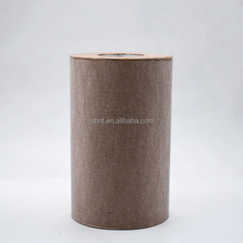 Natural color Hand roll bamboo paper towels