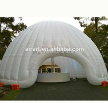 Inflatable Balloon Tents outdoor inflatable camping tent with led light inflatable yurt tent