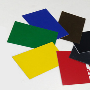 High Quality ABS Double Color Plastic Sheet