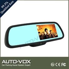 Car backup bluetooth mirror monitor GPS camera