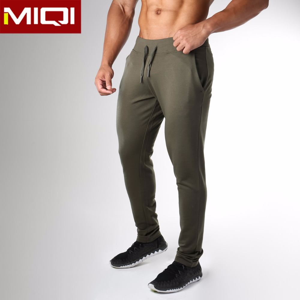 High quality mens fitness joggers mens leggings gym wear men dry fit mens fitness apparel