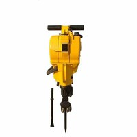 China Professional Manufacturer Concrete Hard Rock Hydraulic Electric Rock Drill
