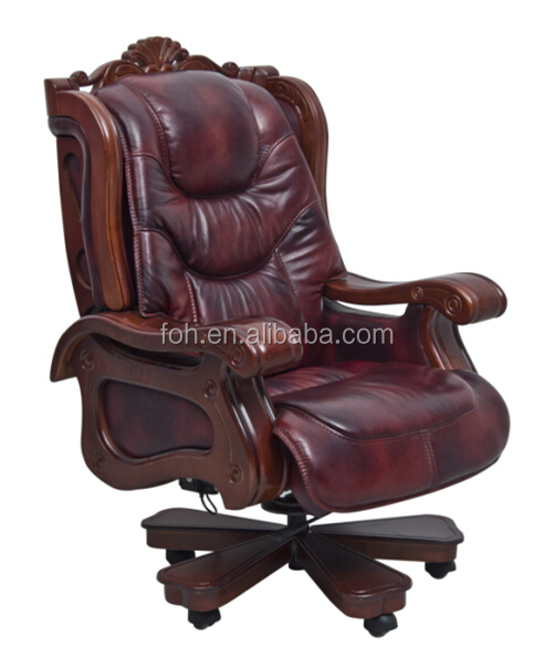 presidential office chair. Genuine Leather King Office Chair Throne President Chair(FOH-A01) Presidential