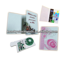 Electronic Greeting Card With Music Suppliers And Manufacturers At Alibaba