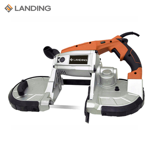 Chain 1100 W Blade TPI 14 Electric Portable Band Power Saw