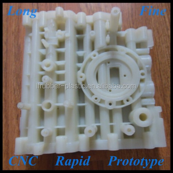 Plastic processing, OEM for PPS, PEI,PVDF. Made In china precision machined parts.