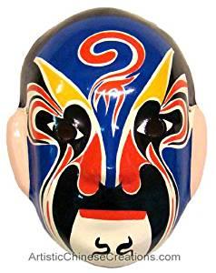 chinese cultural masks