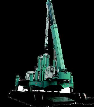 Foundation Piling Machine/ Hydraulic Press Construction Machine/ Foundation  Piling Equipment - Buy Foundation Piling Machine,Hydraulic Press