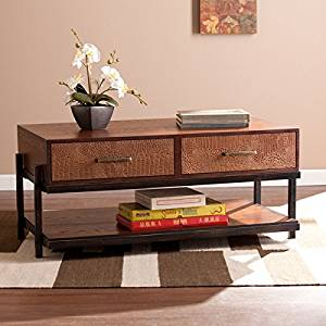 Get Quotations · Upton Home Palmer Cocktail/ Coffee Table Traditional  Furniture To Design Your Life.
