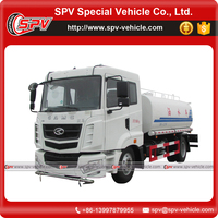 CAMC diesel powered 10000 liter water bowser truck