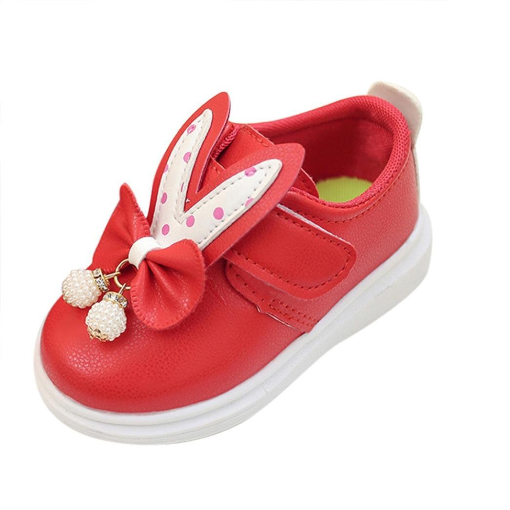 d2b3d29d045e Get Quotations · Nesee Comfortable Spring Autumn Children Sneakers Kids Shoes  Girl Shoes Bow Tie Girl Shoes (23