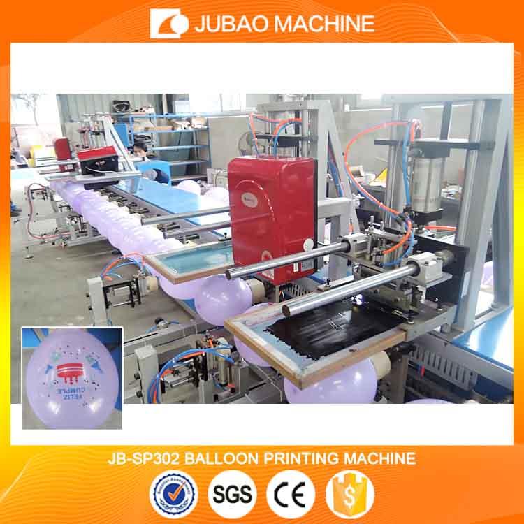 4 Colors Silk Screen Printing Machine Jb Sp302b Latex
