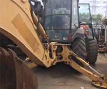John deere 310G Backhoe loader used US made John Deere 310G 420F 430F2 backhoe loader