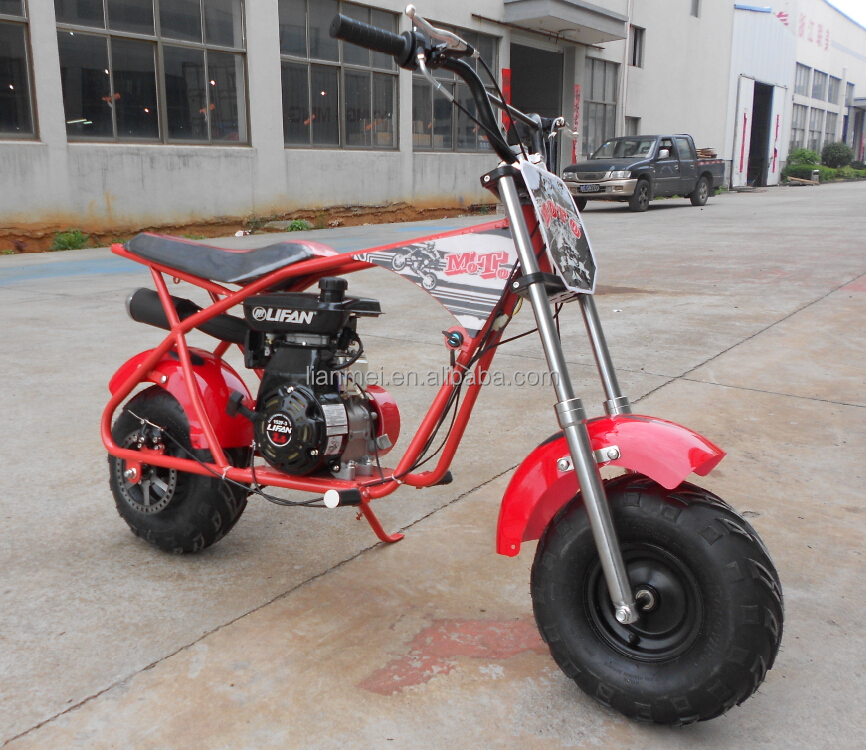80cc Motorbike Mini Gas Motorcycles For Sale With CE