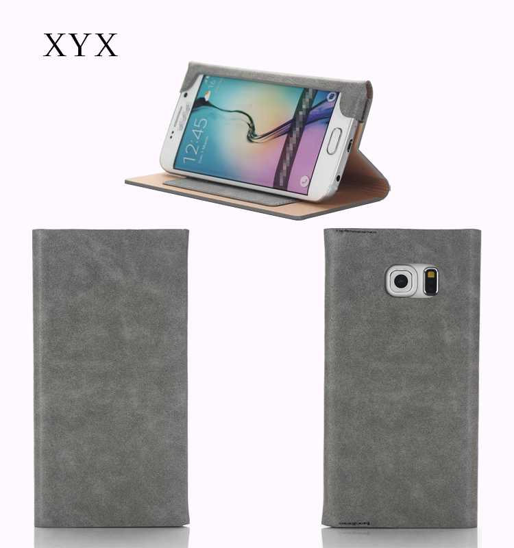 Universal leather cover pocket book phone case for ZTE Blade V580/V PLUS