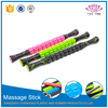 2015 foam roller with stick, back massage stick, muscel therapy soft foam rollers