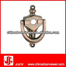 Zinc Door Knocker With Viewer(DK 975)