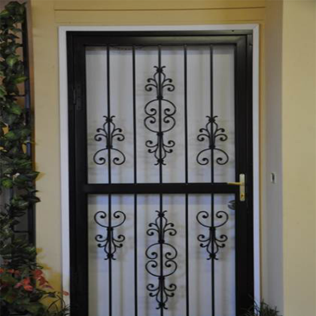 Popular Design Wrought Iron Door Indian Door Designs Buy Front