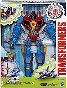 Transformers: Robots in Disguise Power Surge Starscream & Mini-Con Lancelon Exclusive Action Figures