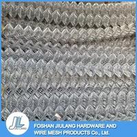 Mesh supplier galvanized galvanized chain link fence weave mesh