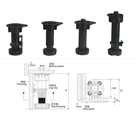 Bunnings Plastic Legs For Kitchen Cabinets