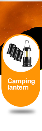 New Collapsible Multifunction 6LED+1W Bottom USB Rechargeable Solar Lantern For Camping