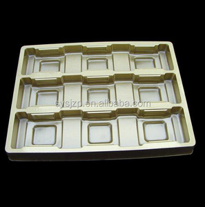 Blister Packaging Cheap Custom Thermoformed Plastic Food Tray For Cookie