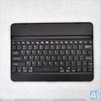 2014 New Black Aluminum Bluetooth Keyboard For iPad Air iPad 5 P-iPD5BTHKB001