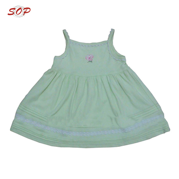 Spaghetti Strap Baby Dress