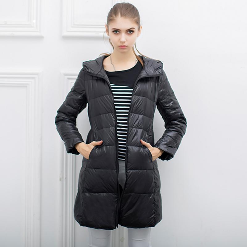 Para mujer chaquetas de invierno y abrigos pato por Ultra
