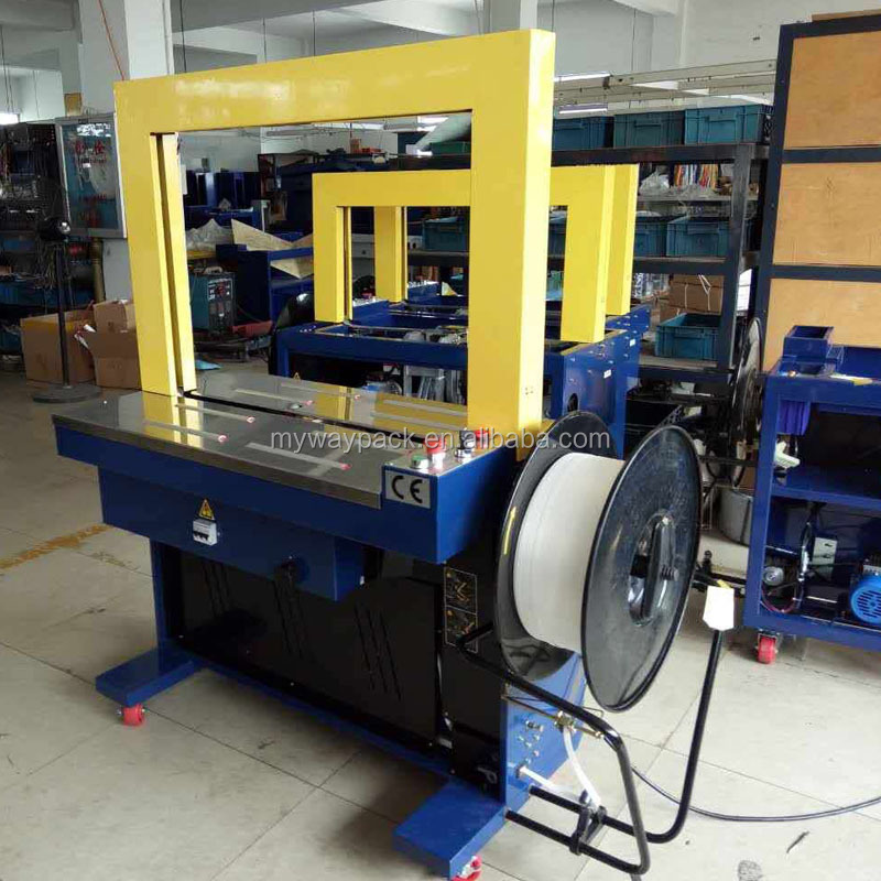 Factory Price Automatic PP Belt Bundle Strapping Machine