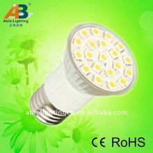21smd 2012 hot products high power JDR E27 led lighting