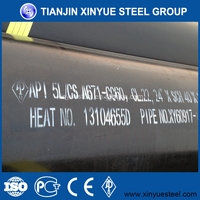 Carbon steel seamless pipes for use in low and medium pressure boilers, petroleum casing tubes, ships