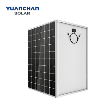 Hot sale size 1640*990*40mm mono 250 w solar panel from Jiangsu manufacturing factory