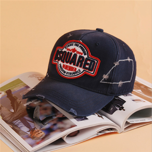 Baseball Cap Promotional Baseball Cap Custom New Embroidered BLUE Baseball Era Cap Factory