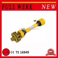 Aftermarket parts FULL WERK tractor pto drive shaft garden tractor lawn mower for agriculture