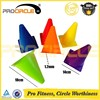 High Quality Colorful Outdoor Football Training Maker Sign Sports Safety Cone