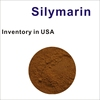 Large Inventory in USA Silymarin Milk Thistle Extract powder Silymarin