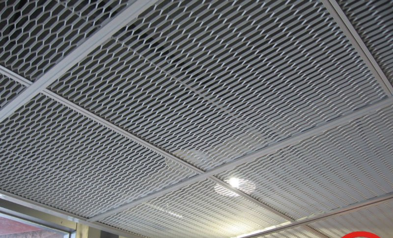 Expanded Steel Wire Mesh For Ceiling Tiles Buy Decorative Wire
