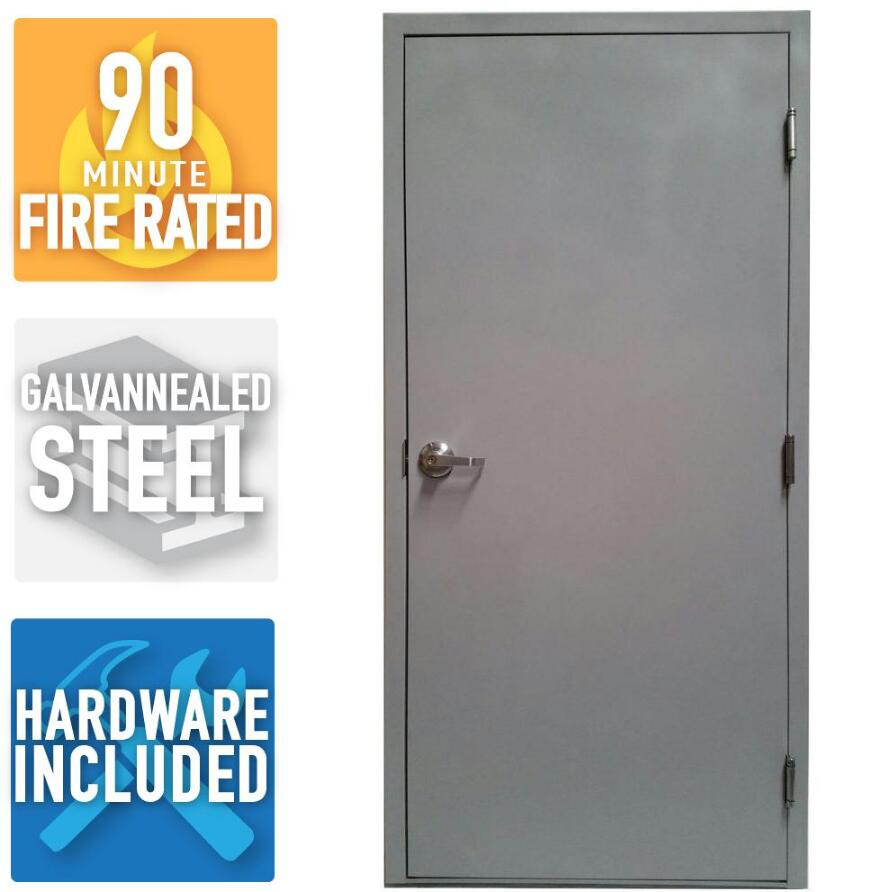 fire industries doors been expanded has pin in integrated its door manufacturing now productivity rated