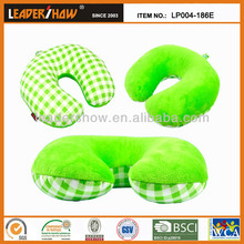 2012 soft and comfortable pillow used at airplane or office