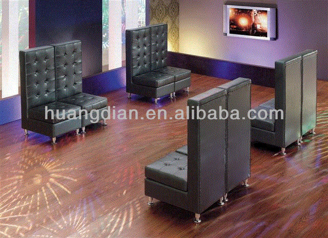 bar club modern booth seating hot sale night club banquette seat restaurant furniture coffee shop furniture diner benchBT3980