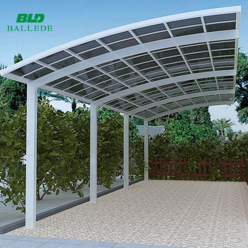 Aluminum Structure Sun Shade Carport Buy Carport