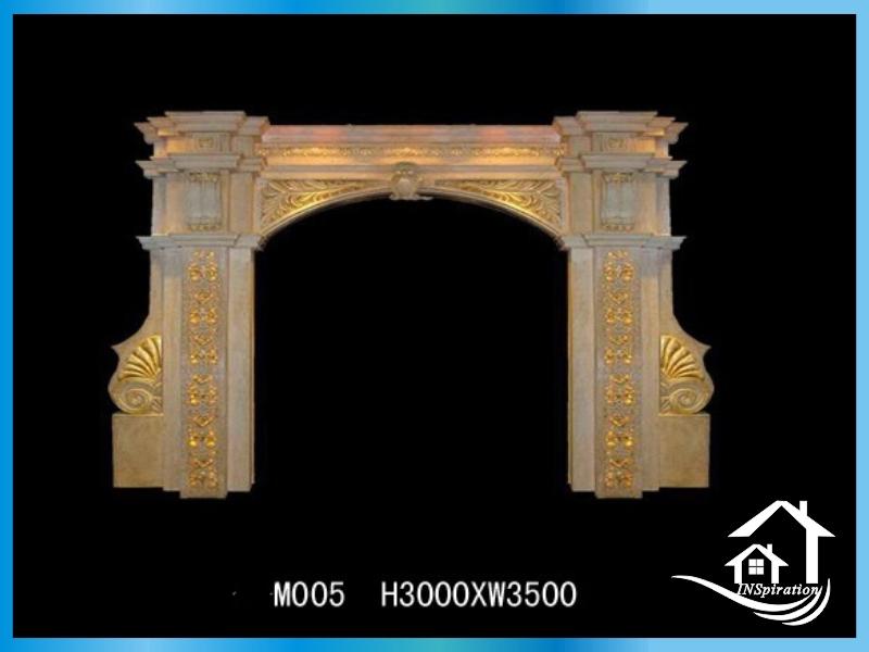 Cast Stone Design Main Door Frame Designs
