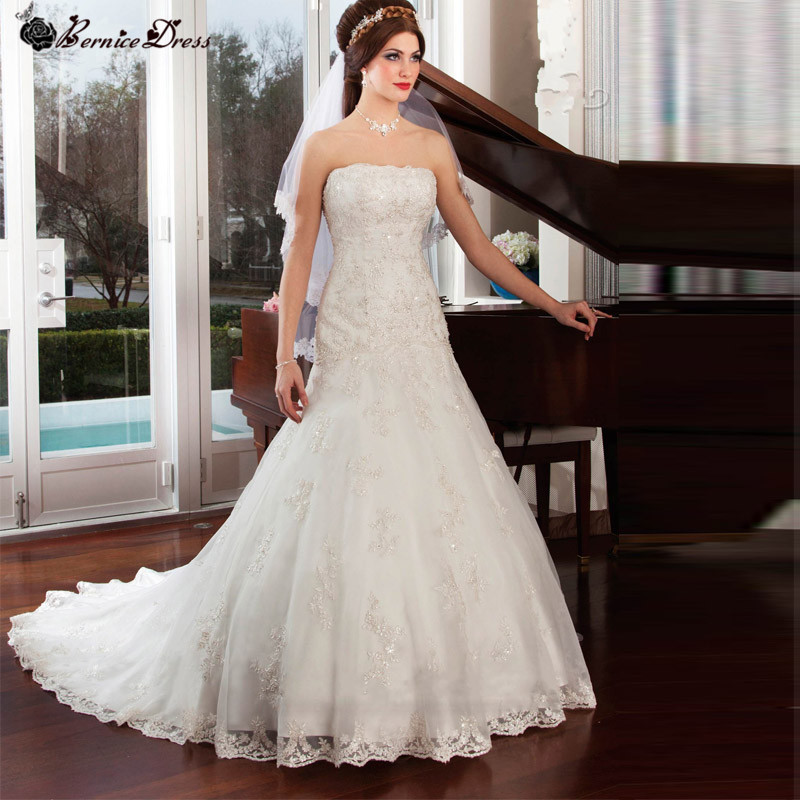 Cheap Wedding Dresses For Sale: Aliexpress.com : Buy Louisvuigon Vintage Lace Wedding