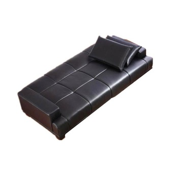 Hot Heavy Duty Leather Sofa Beds Futon Bed
